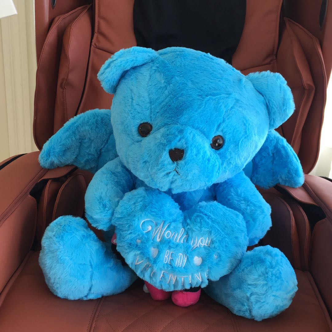 Angela Bear 70cms--BLUE